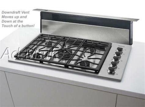 cooktop downdraft ebay