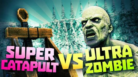 Can A Zombie Infect A Catapult Ultimate Epic Battle