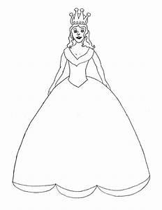 Princess Colouring Craft - CRAFT 'N' HOME