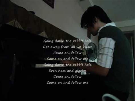 adam lambert down the rabbit hole adam lambert quot down the rabbit hole quot piano cover by claire