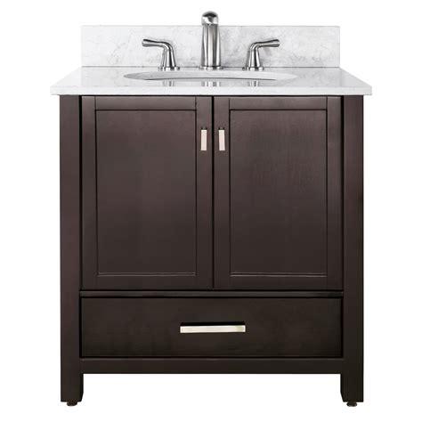 Modern Bathroom Vanities With Tops Avanity Modero 36 Quot Bathroom Vanity Espresso Free
