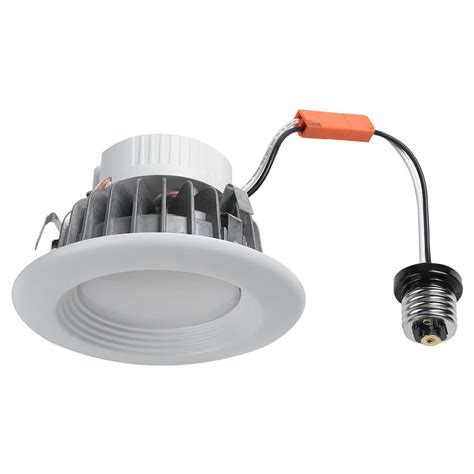 downlight 5 watt envirolite standard retrofit in in warm white recessed led