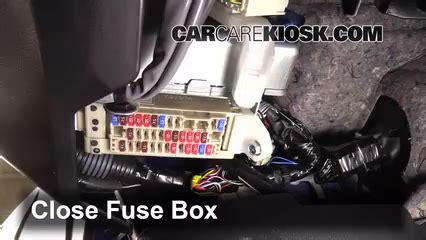 Scion Tc Interior Fuse Box Light by Interior Fuse Box Location 2013 2016 Subaru Brz 2013