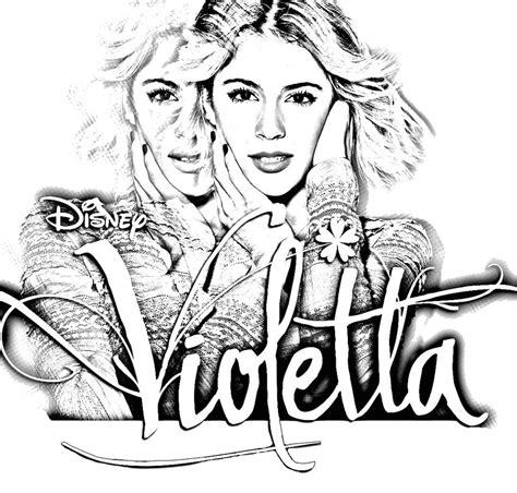 Kleurplaten Violetta Disney by Coloriages Violetta 224 Imprimer Artemia Org