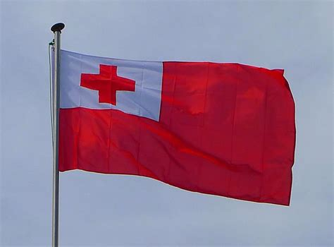 graafix flag  tonga