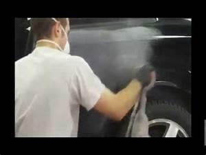 Retouche Peinture Auto : comment faire une retouche de peinture sur une carrosserie ~ Carolinahurricanesstore.com Idées de Décoration