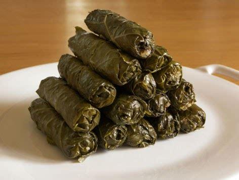 food culture lebanon warak enab