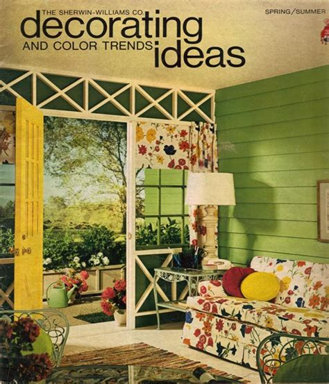 Making A Sunroom by British Trends In Interior Design From 1950s To 2014