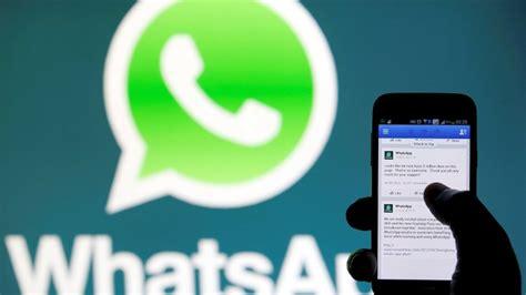Be it messaging or calls. Nutzer melden technische Probleme mit WhatsApp - Aus aller ...