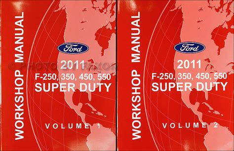 ford  super duty     repair shop