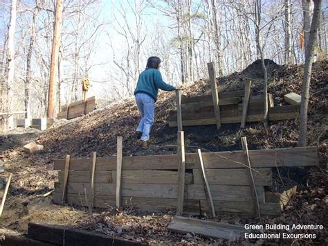 how to terrace a hill green building adventure garden terracing