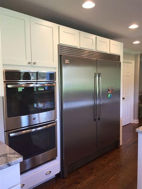 kitchen frigidaire twins  double trim kit