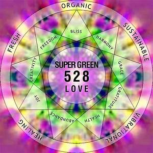 When putting frequency 528 Hz into music it has the ...