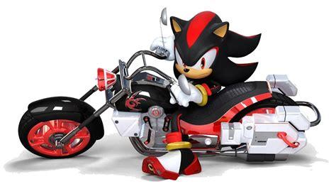 All Stars Racing — Dark Rider - Shadow the Hedgehog