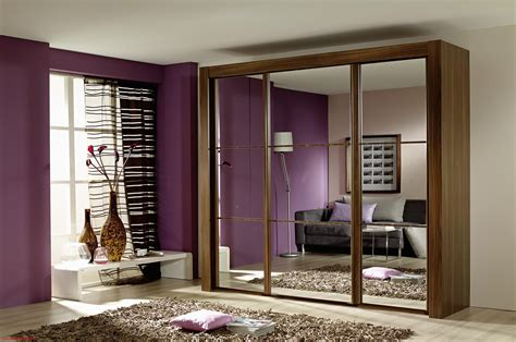 Wood Wardrobe With Mirror by 15 Ideas Of Wood Wardrobes With Mirror