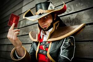 Twisted Fate Cosplay (2) by BoltFraction on DeviantArt