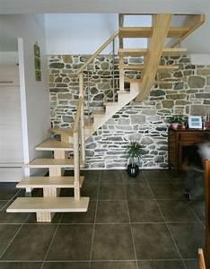 Escalier Colimaçon Beton : escaliers bois et tendance potier escalier bois et tendance en 2019 escalier bois ~ Melissatoandfro.com Idées de Décoration