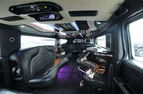 hummer stretch limo  shuttle
