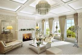 Living Room In French Style With Bay Windows Unique Home Decor Ideas To Make Your House Look Alluring Inspiring Living Rooms Arabian Nights Page 5 Decorating Photos And Classy Mediterranean House Designs Decoration For House