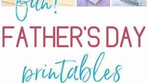 DIY Father's Day Cards {The Best FREE Printable Paper ...