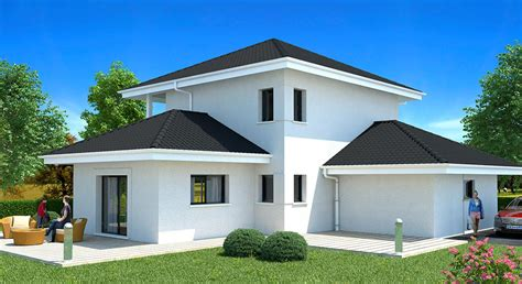 maison de l entreprise les constructions de maisons classiques mca en images maisons et chalets des alpes