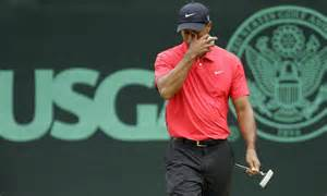 US Open: Tiger Woods has worst ever score on single hole ...