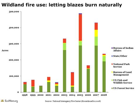The Fuels Dilemma And Western Wildfires