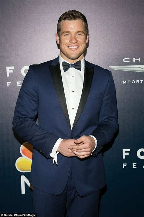 Bachelorette 2018 Who Is Colton Underwood?  Daily Mail