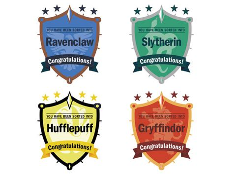 Which Hogwarts House Are You? Find Out With Time Out