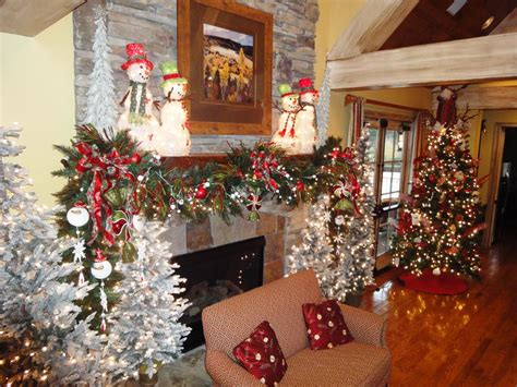 christmas ideas for decorating add fire to the fireplace area with mesmerizing decoration ideas godfather style