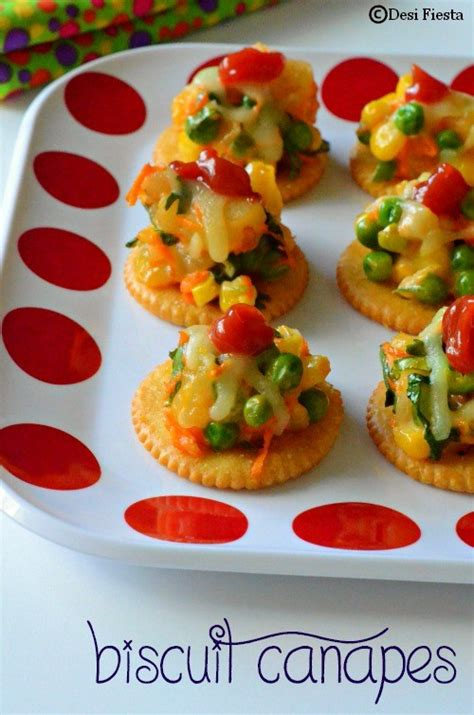 canape toppings biscuit canapes with vegetable topping monaco canapes