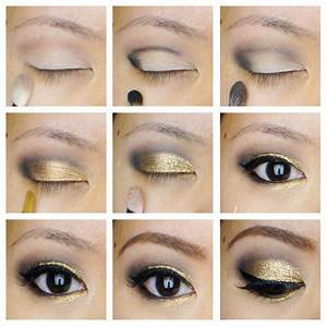 Fashionable Party Eye Makeup Tutorials for 2015 | Styles ...