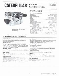 3406e Cat Engine Specifications  3406e  Free Engine Image