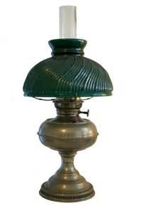 Antique Kerosene Oil Lamps