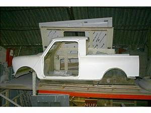 Classic Austin Mini Pick-up Body Shell Kit Fibergl
