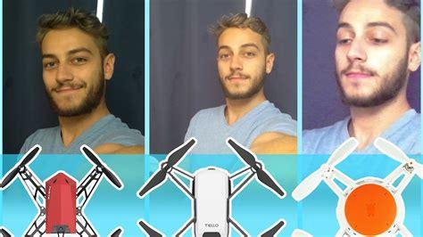 dji tello  thieye drx  mitu  cheap selfie drones comparison drone review