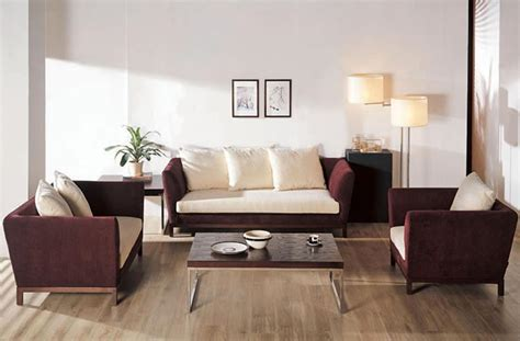 Designs For Sofa Sets For Living Room by Modern Furniture Living Room Fabric Sofa Sets Designs 2011