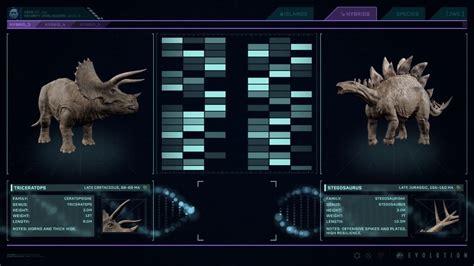 jurassic world evolution secrets  dr wu trailer ign
