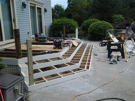 Bathtub Refinishing Duluth Mn by 100 Joist Spacing For Composite Decking Duralife