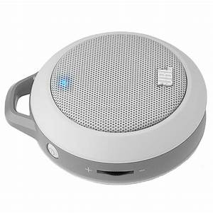 Wireless portable speaker, JBL / Bluetooth, JBLMICROWWHT