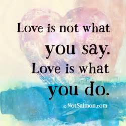 What Do You Love Quote
