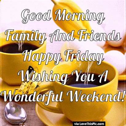Friday Morning Happy Friends Quotes Inspirational Coffee
