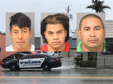 Three Arrested In West Palm Beach Police Human Trafficking