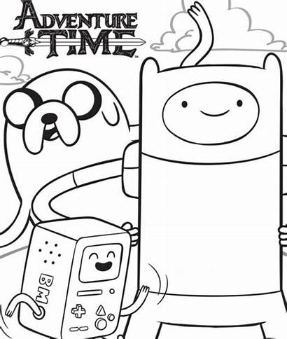Coloring Pages Adventure