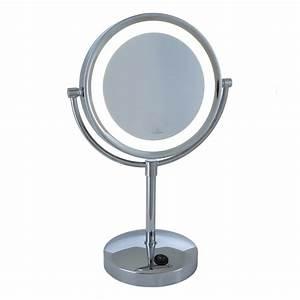 Kosmetikspiegel 5 Fach : led kosmetikspiegel batteriebetrieben mit 5 fach ~ Watch28wear.com Haus und Dekorationen