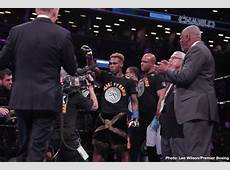PHOTOS Charlo vs Korobov; Harrison vs Charlo; Breazeale