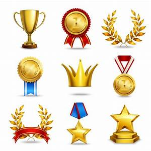 Elements for awards Vector   Premium Download