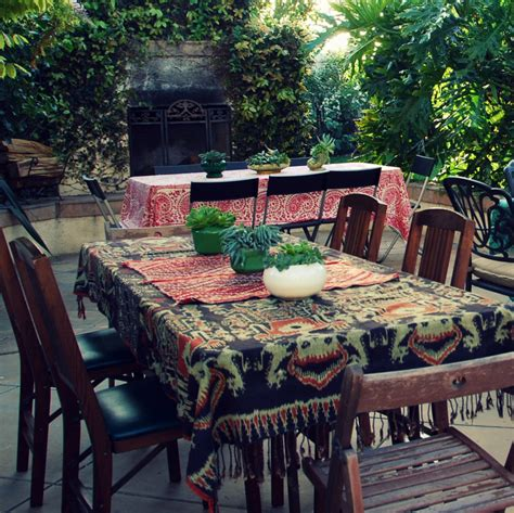 backyard decorating ideas images give your backyard some bohemian flair