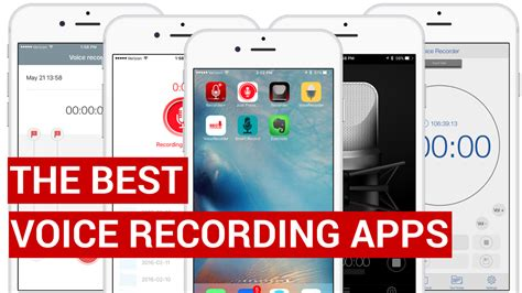voice app iphone best voice recording apps for iphone and