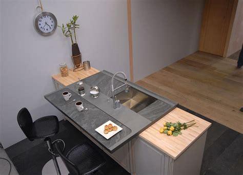 cuisine gris ardoise plan de travail cuisine ardoise maison design bahbe com